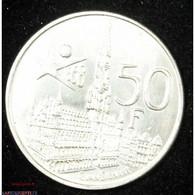 BELGIQUE - 50 Francs 1958 Baudoin - 09. 5 Francs
