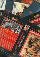 Lot 12 Documents - Jaquettes De Film - Videos K7 - Bon Etat FERNANDEL - Unclassified