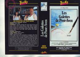 Jaquette Pour Boitier Video K7 Ou Recoupe Dvd Les Galettes De Pont Aven - Unclassified