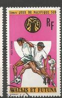 63   Jeux Du Pacifique    (PAG11) - Used Stamps