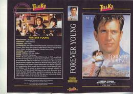 Jaquette Pour Boitier Video K7 Ou Recoupe Dvd For Ever Young Avec Mel Gibson - Unclassified