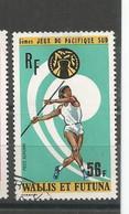 65   Jeux Du Pacifique    (PAG11) - Used Stamps