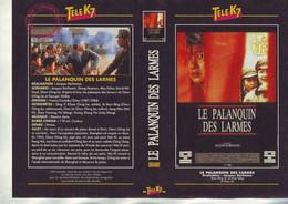 Jaquette Pour Boitier Video K7 Ou Recoupe Dvd Le Palanquin Des Larmes - Unclassified