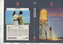 Jaquette Pour Boitier Video K7 Ou Recoupe Dvd Bagdad Café - De Percy Adlon - Unclassified