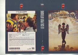 Jaquette Pour Boitier Video K7 Ou Recoupe Dvd Le Ciel Peut Attendre - - Unclassified