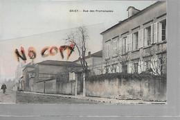 54 BRIEY RUE DES PROMENADES - Briey