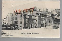 54 BRIEY PLACE DE LOMBARDIE - Briey