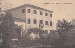 CASELLE DE RUFFI-SANTA MARIA DI SALA-VENEZIA-VILLA PAVAN-CARTOLINA VIAGGIATA IL 19-7-1916 - Venezia