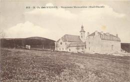 """CPA FRANCE 48 """"Notre Dame Des Neiges, Nouveau Monastère"""" - Otros Municipios"""