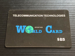 USA Phonecard, 1 Used Card - Other