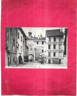 ANNECY - 74 -  Porte Sainte Claire Dans La Vieille Ville - RIS - - Annecy