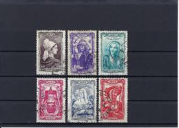 Frankreich Mi.606-611 Gestempelt Kat.11,-€ - Used Stamps