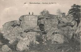 MALESHERBES : ROCHERS DE BEL AIR - Malesherbes