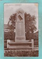 Small Old Postcard Of War Memorial,Almondbank,Perthshire,Scotland,V179. - Perthshire