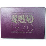 Coffret Des Monnaies De Grande Bretagne Et Ireland De 1970, Lartdesgents.fr - Collezioni