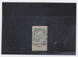 Belgie Nr 63 Hamme - 1893-1900 Thin Beard