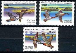 RUSSIE/RUSSIA/RUSSLAND/ROSJA 1995 MI.462-64 ** ,ZAG.242-44 ,YVERT. - Unused Stamps