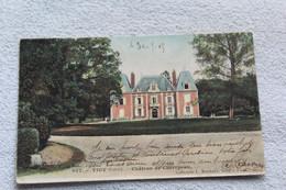 Cpa 1905, Tigy, Château De Cherupeau, Loiret 45 - Andere Gemeenten