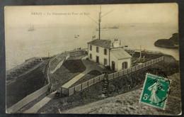 CPA 29 BREST - Le Sémaphore Du Parc Au Duc - Edition Bernard - Réf. Y 132 - Brest