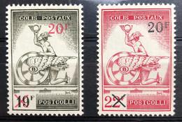 België, 1959, TR364-65, Postfris **, OBP 50€ - 1952-....