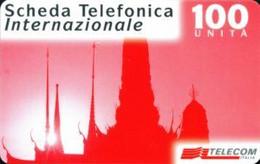 USATE Telecom Italia Bangkok TZR - Unclassified
