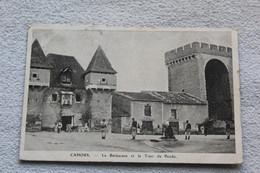 Cpa 1905, Cahors, La Barbacane Et La Tour Du Pendu, Lot 46 - Cahors