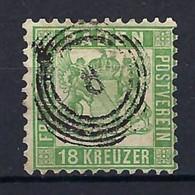 ⭐ Allemagne - Bade - YT N° 20 - Oblitéré - 1862 / 1864 ⭐ - Baden