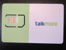 SIM    GSM  NEW    TALK MORE   NORWAY    TOP MINT - Norway