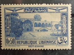 LIBAN 1937-40 P.A. CERES N° 65 ** - VUE - Libano