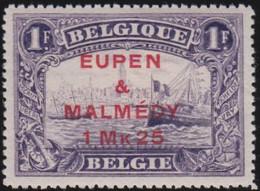 Belgie  .   OBP  .   OC 61 T      .   *  .   Ongebruikt Met Gom  .    /  .   Neuf Avec Gomme - [OC55/105] Eupen/Malmedy