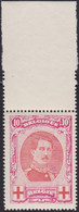 Belgie  .   OBP    .   133   (2 Scans)     .   **   .      Postfris   .    /  .   Neuf SANS Charniére - 1914-1915 Rotes Kreuz