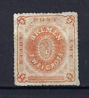 ⭐ Allemagne - Brème - YT N°5 (*) - Neuf Avec Charnière Sans Gomme - 1861 / 1864 ⭐ - Bremen