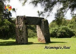 Tonga Ha'amonga'a Maui Trilithon New Postcard - Tonga