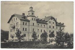DEUTSCHLAND - OBEROELKOFEN - Rekonvaleszentenheim - 1912 - Grafing
