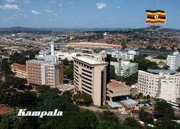 Uganda Kampala Overview New Postcard - Oeganda