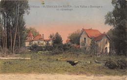"""17-ILE-D'OLERON-SAINT-TROJAN-LES-BAINS- LES VILLAS """" BOCCAGE"""" ET 'L'ERMITAGE - Ile D'Oléron"""