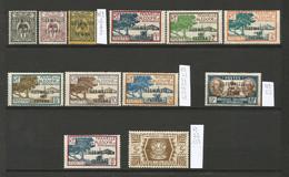 WALLIS & FUTUNA 1 Lot De 12 Timbres Neufs Avec Charnière (A2) - Unused Stamps
