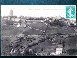 12 ,rodez , Vue Générale En 1914 - Rodez
