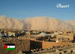 Western Sahara Ausert Sandstorm New Postcard Westsahara AK - Westelijke Sahara