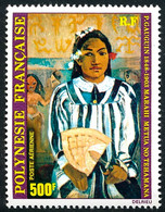 POLYNESIE 1980 - Yv. PA 154 **   Cote= 23,00 EUR - Tableau De Paul Gauguin  ..Réf.POL25544 - Unused Stamps