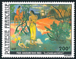POLYNESIE 1979 - Yv. PA 144 **   Cote= 17,60 EUR - Tableau De Paul Gauguin  ..Réf.POL25523 - Unused Stamps