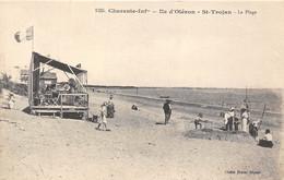 17-ILE-D'OLERON-SAINT-TROJAN-LES-BAINS-LA PLAGE - Ile D'Oléron