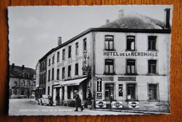 4942/SALMCHATEAU-Hotel De La RENOMMEE -PubMartini/Rossi/Vittel/Byrrh/Diekirch/Boule D'Or/Coca - Vielsalm