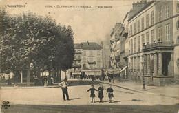 CLERMONT FERRAND PLACE DELILLE - Clermont Ferrand