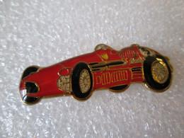 PIN'S  FORMULE 1   FERRARI  GRAND PRIX  1950 - Ferrari