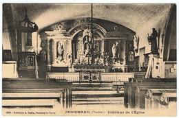 Sigournais / Intérieur De L'Eglise / Collection Robin - Andere Gemeenten