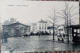 Bruxelles : Porte De Ninove - Lanen, Boulevards