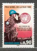 ONU GENEVE MNH ** 175 Prix Nobel De La Paix Aux Forces Des Nations Unies - Unused Stamps