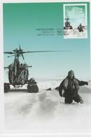 Australian Antarctic Territory  2012 Phillip Law ,Arthinson Bluff,maximum Card - Tarjetas – Máxima