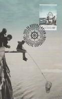 Australian Antarctic Territory  2014 Antarctic Expedition,at Work Oceanography,maximum Card - Tarjetas – Máxima